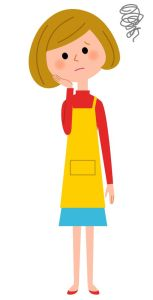 66276179 - the female of the apron who would be a problem